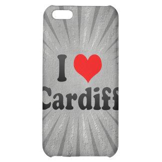 I Love Cardiff United Kingdom Cover For iPhone 5C