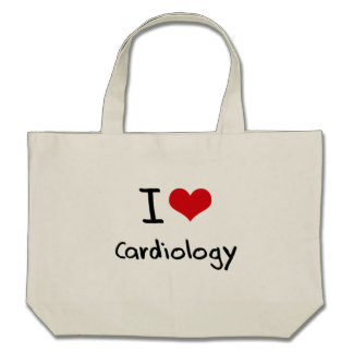 I love Cardiology Bags