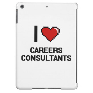 I love Careers Consultants Case For iPad Air
