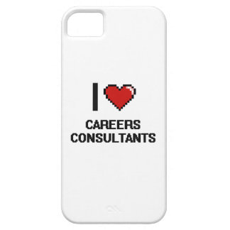 I love Careers Consultants iPhone 5 Cover