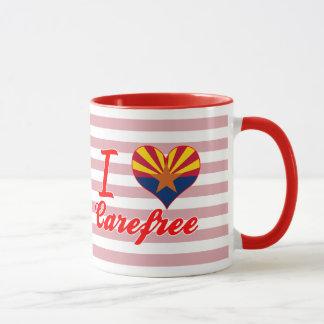 I Love Carefree, Arizona Mug