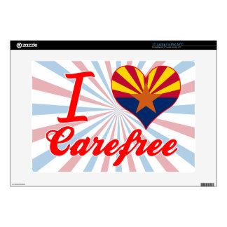 "I Love Carefree, Arizona 15"" Laptop Decals"