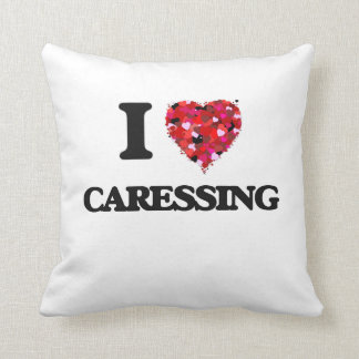 I love Caressing Pillows
