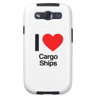 i love cargo ships samsung galaxy s3 cases