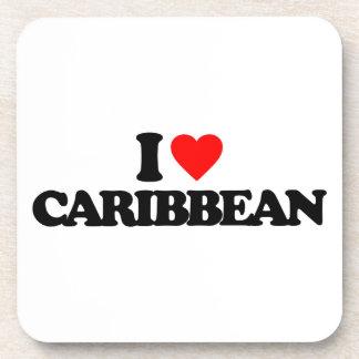 I LOVE CARIBBEAN COASTER