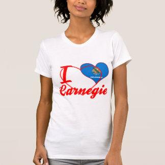 I Love Carnegie, Oklahoma T Shirts