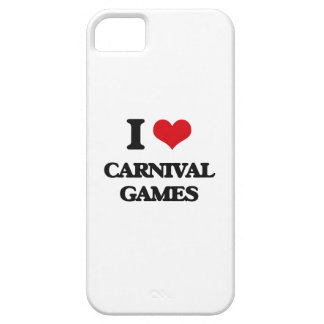 I love Carnival Games iPhone 5 Case