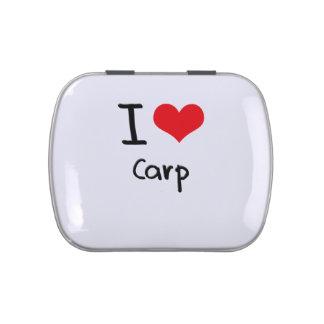 I love Carp Jelly Belly Tin
