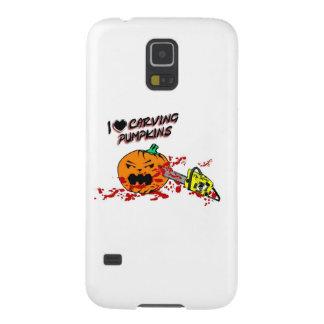 I Love Carving Pumpkins Galaxy S5 Cover