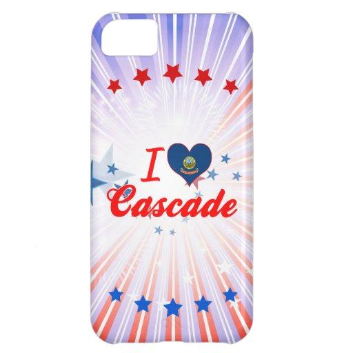 I Love Cascade, Idaho iPhone 5C Covers