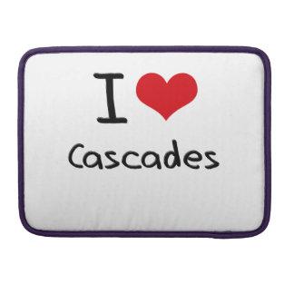 I love Cascades Sleeve For MacBooks