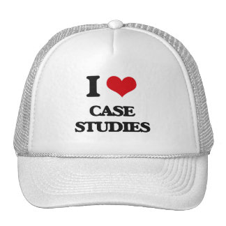 I love Case Studies Hats