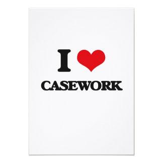 I love Casework Cards