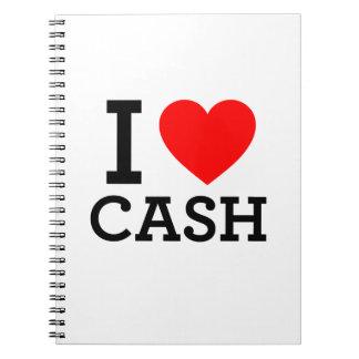 I Love Cash Journal
