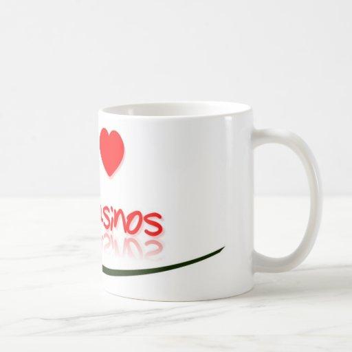 i_love_casinos classic white coffee mug