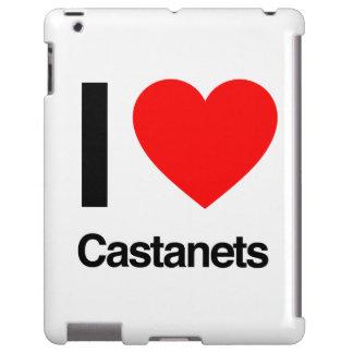 i love castanets