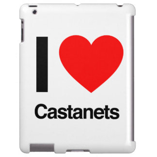 i love castanets
