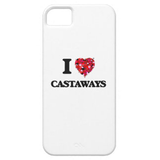 I love Castaways iPhone 5 Cover