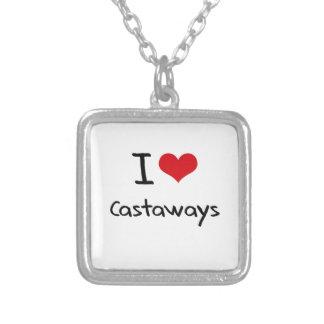 I love Castaways Necklace