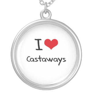 I love Castaways Custom Necklace