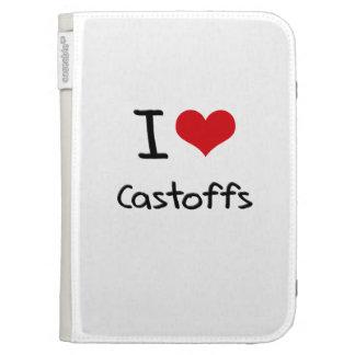 I love Castoffs Kindle 3 Cases