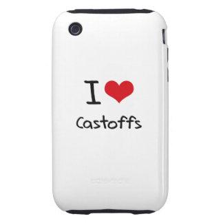 I love Castoffs Tough iPhone 3 Cover