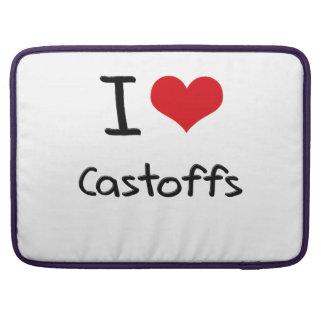 I love Castoffs MacBook Pro Sleeves