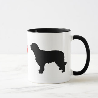 I Love Catalan Sheepdogs Mug