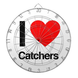 i love catchers dartboards