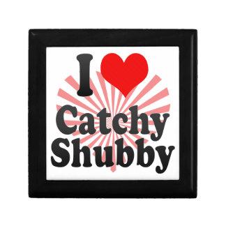 I love Catchy Shubby Keepsake Boxes