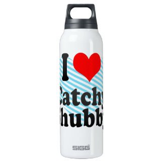 I love Catchy Shubby 16 Oz Insulated SIGG Thermos Water Bottle