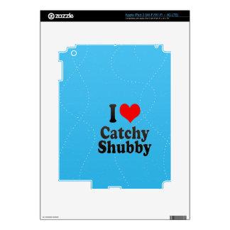 I love Catchy Shubby iPad 3 Skins