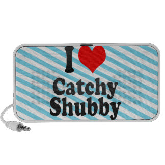 I love Catchy Shubby Travel Speakers