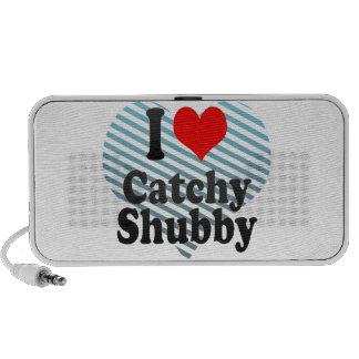 I love Catchy Shubby Notebook Speaker
