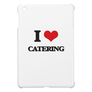 I love Catering iPad Mini Case