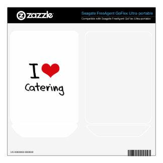 I love Catering FreeAgent GoFlex Decal