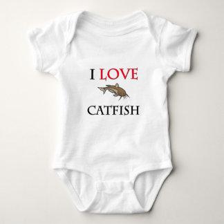 I Love Catfish Shirts