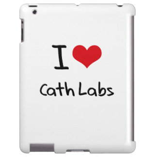 I love Cath Labs