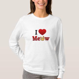 I Love Cats - I Heart Cats - Kitten T shirt