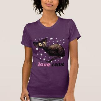 I love Cats! Tee Shirt