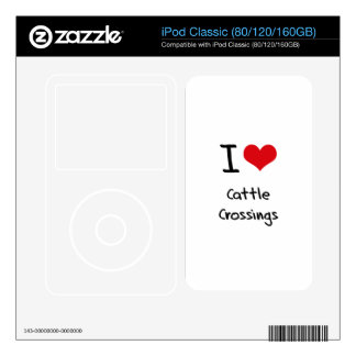 I love Cattle Crossings Skin For The iPod Classic