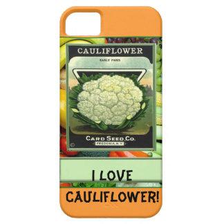 I love cauliflower iPhone 5 cases