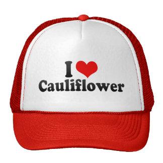 I Love Cauliflower Trucker Hat