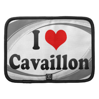 I Love Cavaillon, France Planners