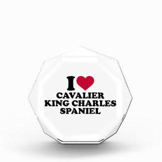 I love Cavalier King Charles Spaniel Award