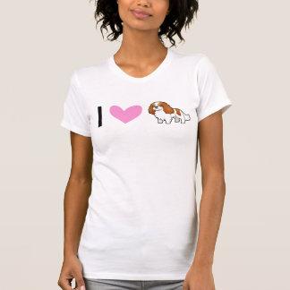 I Love Cavalier King Charles Spaniels Shirt