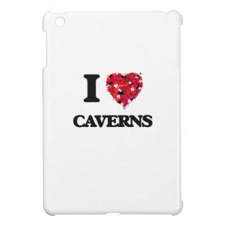 I love Caverns iPad Mini Case