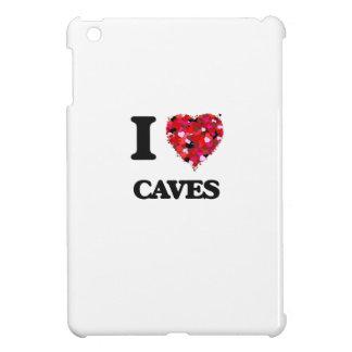 I love Caves iPad Mini Cover