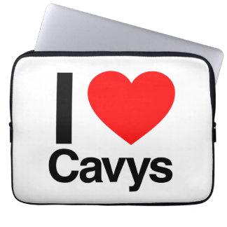i love cavys laptop computer sleeves