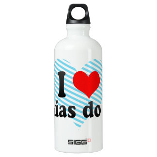 I Love Caxias do Sul, Brazil SIGG Traveler 0.6L Water Bottle